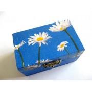cutie lemn decorata 21669