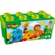 LEGO DUPLO 10863 LEGO DUPLO® Mitt Första Djur - Klosslåda