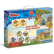 Clementoni 4 In 1 The Guard Lion Educational Kit