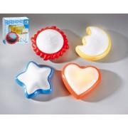 Lampa de veghe pentru copii - diverse modele - lumina calda