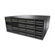 Cisco Catalyst 3650-24P 24 Ports Manageable Ethernet Switch