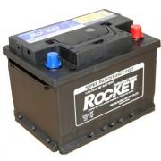 Rocket 54Ah 12V autó akkumulátor 55457 jobb+ (+AJÁNDÉK!)