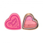 Makeup Revolution London I Heart Makeup Blushing Hearts blush cotto 10 g tonalità Candy Queen Of Hearts donna