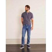 Boden Denim, Blaue Waschung Jeans mit schmalem Bein Herren Boden, 32 34in, Denim