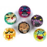 45mm Monster Face Super Bouncy Ball 1 Dozen