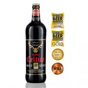 Birra Morena Celtica Sweet Stout CL 75 - 6,8 % alc. vol. - Craft Beer - - Doppio Malto - Speciale