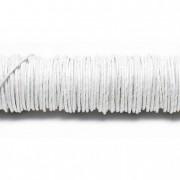 Drót papírborítású fém 0,80 mm x 22 m 50 g fehér