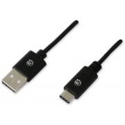 Cavo HiSpeed USB A Maschio / USB-C Maschio 3m Nero