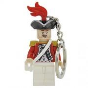 Generic Captain Jack Figure Pirates of The Caribbean Keychain Blackbeard Davy Jones Salazar Barbossa Key Building Blocks Bricks Toys Navy
