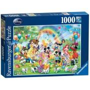 Ziua De Nastere A Lui Mickey, 1000 Piese