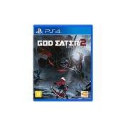 Game - God Eater 2: Rage Burst - PS4