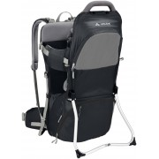 Vaude Shuttle Base Bärstol, Black