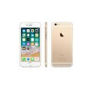 iPhone 6s Dourado, com Tela de 4,7?, 4G, 32 GB e Câmera de 12 MP