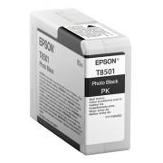 Epson EPSON T8501 KILLER WHALE SINGLEPACK 80 ML BLAC