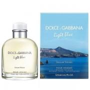 Dolce & Gabbana Light Blue Homme Discover Vulcano Eau De Toilette 125 Ml Spray (737052758428)