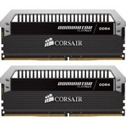 Memorie Corsair Dominator Platinum 8GB (2x4GB), DDR4, 4000MHz, CL19, Black