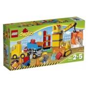 LEGO DUPLO, Santier mare 10813