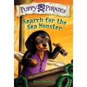 Puppy Pirates #5: Search for the Sea Monster, Paperback