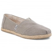 Еспадрили TOMS - Classic 10009754 Drizzle Grey Washed