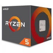AMD Ryzen 5 1600, 6C/12T 3,4GHz, 19MB, AM4 YD1600BBAEBOX