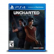 Playstation uncharted the lost legacy ps4