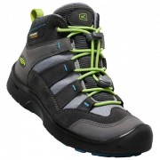 Keen - Youth Hikeport Mid WP - Chaussures multisports taille 3, noir