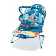 Multikids Baby Cadeira De Descanso Para Bebês 0-15 Kg Baleia Multikids Baby - BB360 BB360
