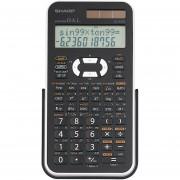 Calculadora Científica Sharp 12 Dígitos 469 Funciones EL-506XB-WH