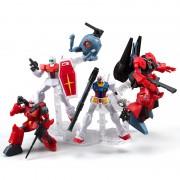 Gundam Assault Kingdom S.7 Display (Action Figures)