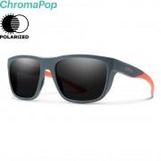 Smith Sluneční brýle Smith Barra matte thunder/safety orange