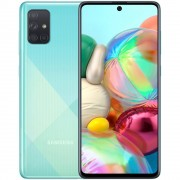 Samsung Galaxy A715 A71 - Blå