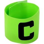 Aanvoerdersband   captain band   bovenarm   voetbal   groen
