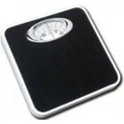 Zelenor 9815 Analog Weight Machine Human Capacity 120Kg Manual Mechanical Full Metal Body Analog Weighing Scale(Black)