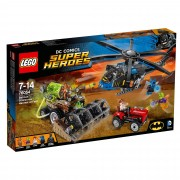 Lego DC Comics Batman Scarecrow Harvest Of Fear