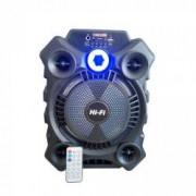 Boxa audio portabila ZQS-8105 bluetooth usb slot card aux intrare microfon telecomanda curea de umar