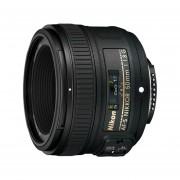 Nikon Af-s Nikkor 50mm F/1.8g. + Filtro Uv - Negro