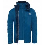 The North Face Mens Evolve II Triclimate Jacket Monterey Blue The North Face Skaljacka Herr