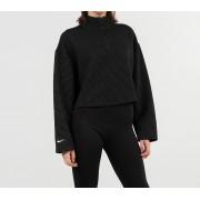 Nike Sportswear Tech Fleece Eng Qz Top Black/ White