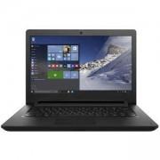 Лаптоп LENOVO 110-14IBR / 80T6007NBM, Intel Celeron N3060, 14 инча HD, 4GB, 500GB