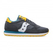 Saucony Sneakers Jazz Grigio Oro Uomo EUR 45 / US 11