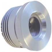 LED Moka 35mm naturel wit 12V LED module geborsteld aluminium 876114