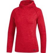 Jako Basics Active Dames Sweater - Jassen - rood - 38