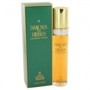 Diamonds & Emeralds For Women By Elizabeth Taylor Eau De Toilette Spray 1.7 Oz