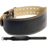Harbinger 4 Inch Padded Leather Belt 1 riem