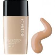 Artdeco Long Lasting Foundation Oil Free maquillaje tono 483.04 Light Beige 30 ml