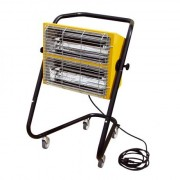 Radiator electric cu infrarosu Master 3000 W HALL 3000
