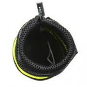 ELECTROPRIME 135cm Elastic Dog Puppy Running Belt Walking Strap Leash Harness w/Bag GRN