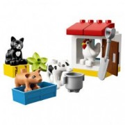 LEGO R DUPLO R Town Animalele de la ferma 10870