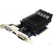 Placa video Asus nVidia GeForce GT 730 Silent 2 GB DDR3 64 bit - second hand