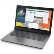 Лаптоп Lenovo IdeaPad 330, 15.6 инча FHD, Intel Pentium Silver N5000, AMD Radeon 530, 4GB DDR4, 1TB HDD, HDMI, HD cam, Onyx Black, 81D100QYRM